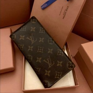 Louis Vuitton long monogram wallet